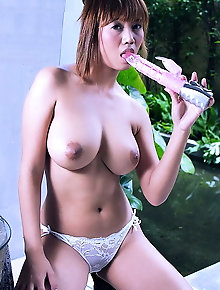 Fat titted asian Bb Ran 2