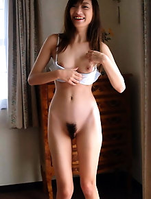 Hairy chinese Dalena one