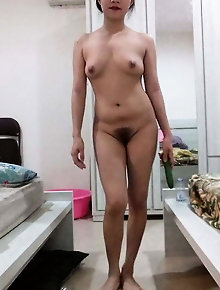 Pound my blindfold Taiwanese asian girlfriend